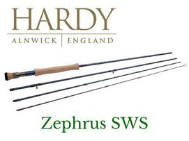 Hardy Zephrus SWS 9' 6wt 4 piece