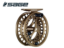 Sage Click 0/1/2 Bronze, for 0-2wt lines