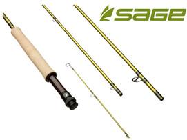 """Sage Pulse 376-4, 7'6"""" 3wt"""