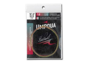 Umpqua / Steve Parrott Ultimate Euro Leader 18', 5X