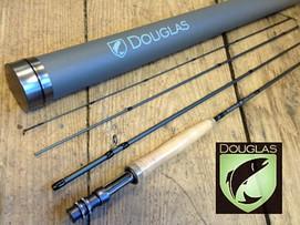 Douglas Sky 9ft 3wt, 4 piece