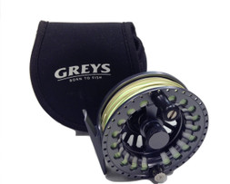 Greys, GX900, 2/3/4, USED, for 2-4wt lines, excellent condition