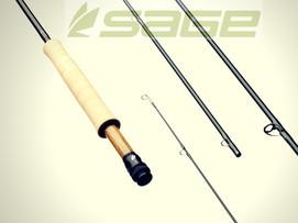Sage X 590-4, 9ft 5wt, 4 piece