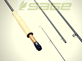 Sage X 490-4, 9ft 4wt, 4 piece