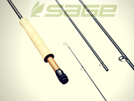 Sage X 390-4, 9ft 3wt, 4 piece
