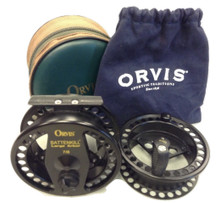 Orvis Battenkill LA 7/8, for 6-8wt lines, USED, great condition with spare spool.