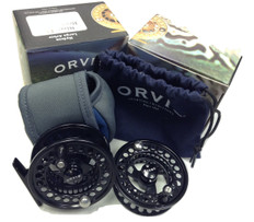 Orvis Hydros #2 with extra spool, lines 3-4wt, USED, excellent condition