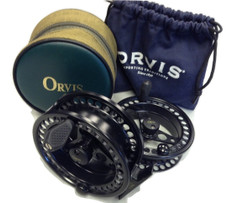 Orvis Battenkill LA II, for 3-5wt lines, USED, great condition with spare spool