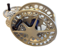 Lamson Litespeed Series IV #3 with spare spool,  USED, good condition, for 6 to 8wt lines