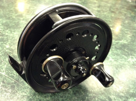 "J.W Young Landex reel, 4"" diameter, USED, great condition"