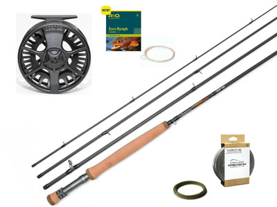 Euro nymphing outfit free shipping at upcountry sportfishing for Upcountry fly fishing