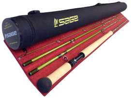 "Sage Pulse, 12'6"", 6wt, 4pc, STORE DEMO, like new"