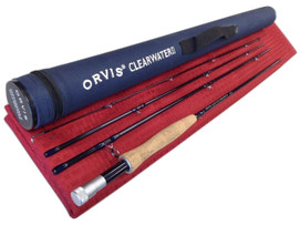 Orvis Clearwater II, 9ft 5wt, 4pc, Used, good condition