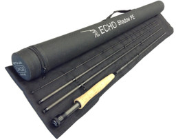 Echo Shadow, 10', 3wt, 4pc, USED Great condition