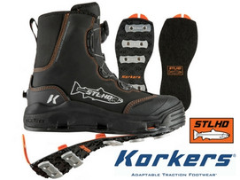 Korkers STLHD Limited Edition Devil's Canyon Wading Boot