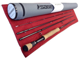 Sage Approach, 9, 8wt, 4pc, STORE DEMO Great Condition