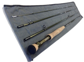 """Loop Multi, 9'6"""", 6wt, 4pc, USED in excellent condition-No Tube"""