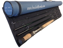 """Beulah, 10'6"""" 7/8wt, 4pc, USED fair condition"""