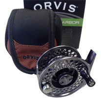 Orvis Access Mid Arbor Reel I, for lines 1-3, USED Great Condition