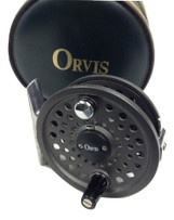 Orvis Battenkill DIsc 3/4, Made in England, for 3-4 lines, USED Great Condition