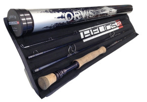 Orvis Helios 2, 9ft 10wt 4 piece, Tip flex USED Great Condition