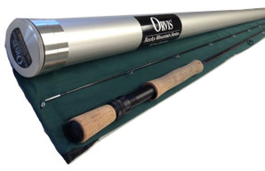 Orvis Rocky Mountain, 8ft 9in 8wt 2 piece, USED Great Condition
