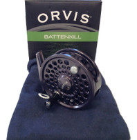 Orvis Battenkill II, Click and Pawl, for 3-5 lines, USED Great Condition
