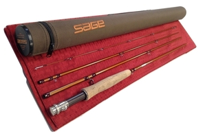 Sage FLi, 9ft 6wt 4 piece, USED Good Condition