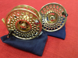 Orvis Acess mid arbor V reel, for lines 9-11wt, w/spare spool, USED, good condition