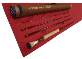 Orvis Access, Tip Flex, 9', 10wt, 4pc, USED, Great condition