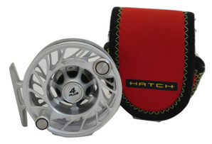 Hatch 4 Plus, 4-6wt line, USED, Excellent condition