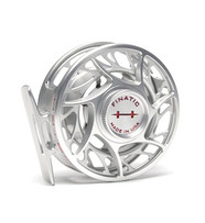 Hatch 3 Plus Finatic LA: Silver-Red