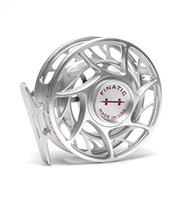 Hatch 5 Plus Finatic LA: Silver-Red