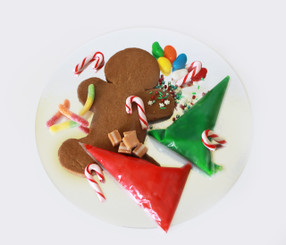 Gingerbread Cookie Kits