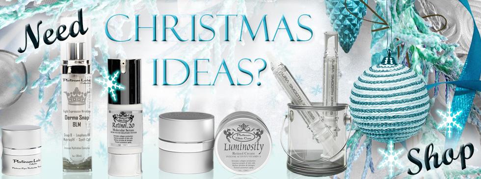 Skin Care Christmas Ideas