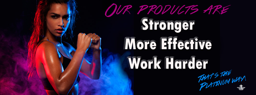 Stronger products, professional