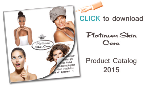 Download Platinum Skin Care Product Catalog 2015