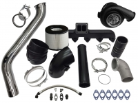 SINGLE TURBO PIPING KITS