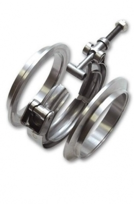 V-BAND FLANGES