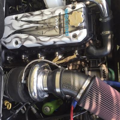 Stainless Diesel Spk3g