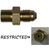 P7100 OIL FITTING (RESTRICTED)