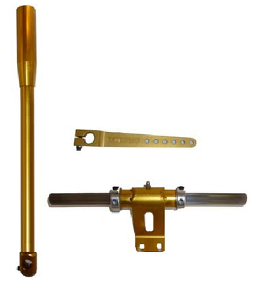 Cpp Pull Truck And Tractor Hand Style Throttle