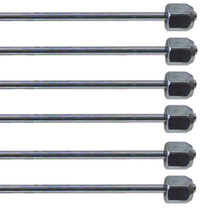 STRAIGHT FUEL LINES (SOLD INDIVIDUALLY)