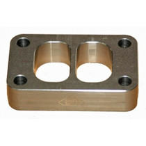 "STAINLESS DIESEL T4 SPACER PLATE (1"" THICK)"