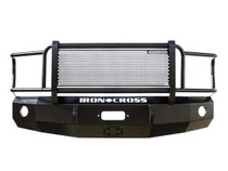 IRON CROSS 24-525-07 FRONT BUMPER FULL GUARD (07-10 SILVERADO HD)