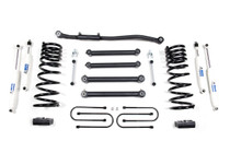 "BDS 691H 3"" SUSPENSION LIFT KIT (03-13 2500-3500)"