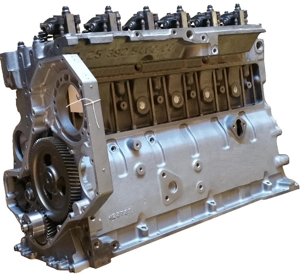 Cummins 12vengine Crate Engine