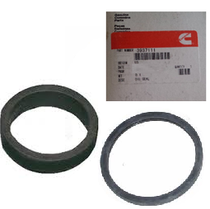 CUMMINS THERMOSTAT GASKET SET (89-98 CUMMINS)
