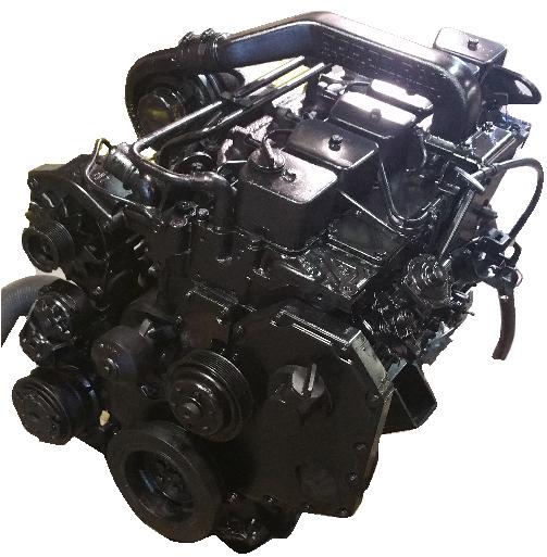 Dodge Crate Engines 5 9: CUMMINS ENGINE