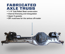 CARLI SUSPENSION CS-AAMTRUSS Axle Truss (03-12 RAM)